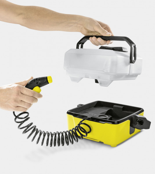 Mobile Outdoor Cleaner OC 3
