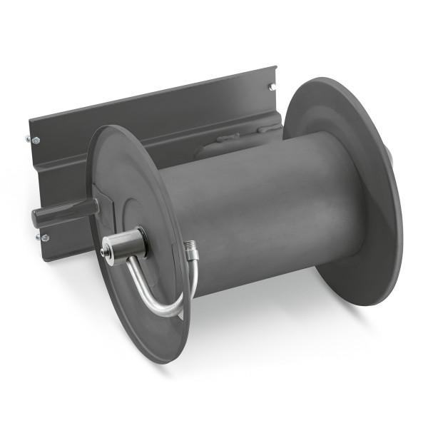 Anbausatz Schlauchtrommel pulverbeschichtet für HD Cage-Superklasse