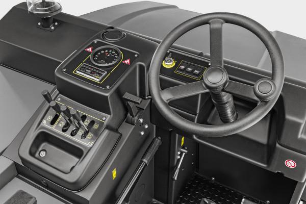 Kehrsaugmaschine KM 150/500 R D Classic
