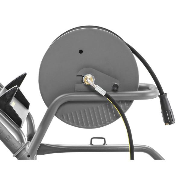ABS Schlauchtrommel für HD-Benzingeräte