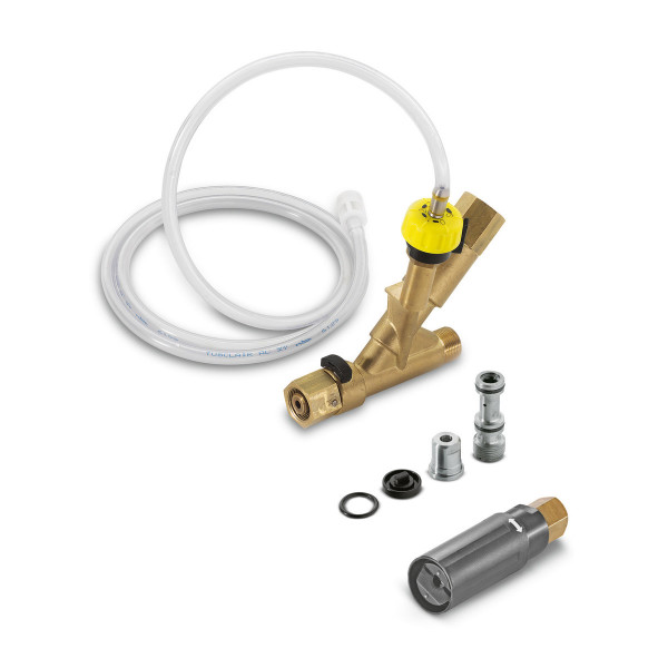 HD 7/10 CXF mit RM-Injektor und Düsenkit